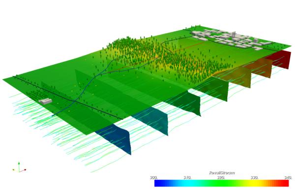 Lausanne demo dataset3d paraview 4