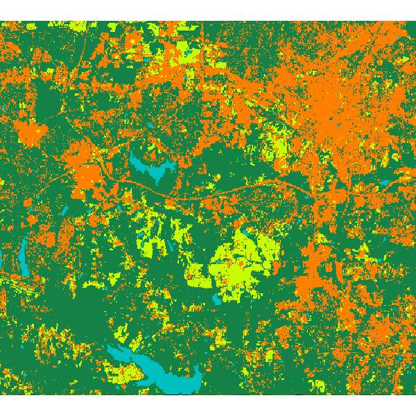 GRASS GIS manual: r learn ml
